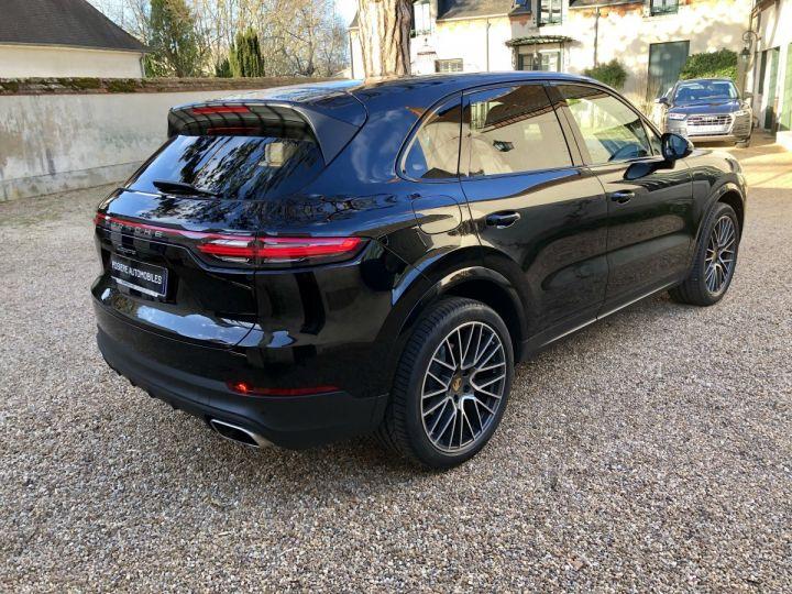 Porsche Cayenne Noir Intense Métallisé - 3