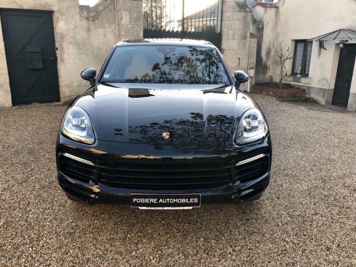 Porsche Cayenne Noir Intense Métallisé - 4