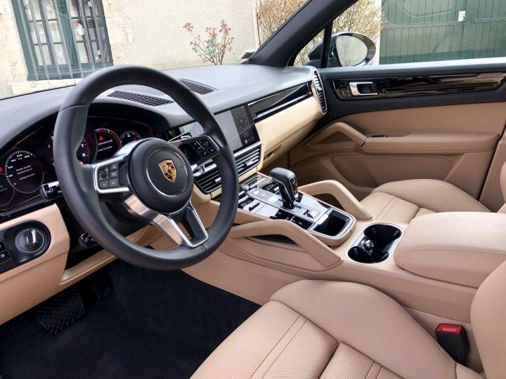 Porsche Cayenne Noir Intense Métallisé - 5