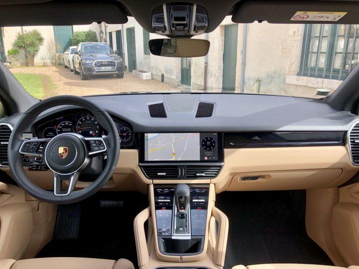 Porsche Cayenne Noir Intense Métallisé - 8
