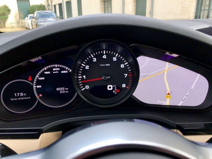 Porsche Cayenne Noir Intense Métallisé - 10