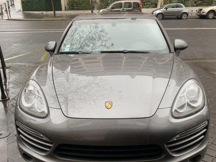 Porsche Cayenne Gris anthracite  Occasion - 1