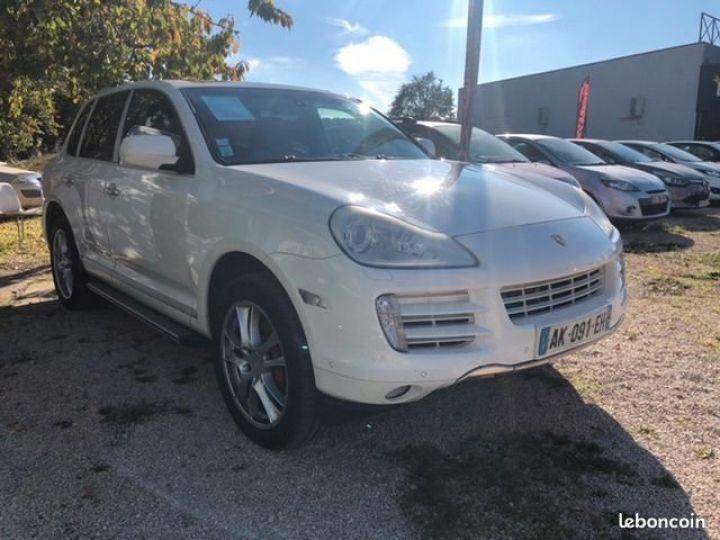 Porsche Cayenne BLANC METAL Occasion - 2