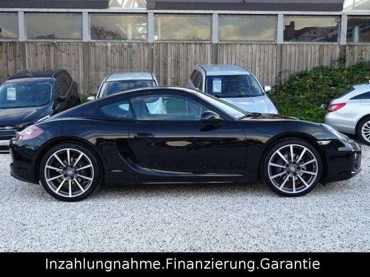 Porsche Cayenne Noir - 4