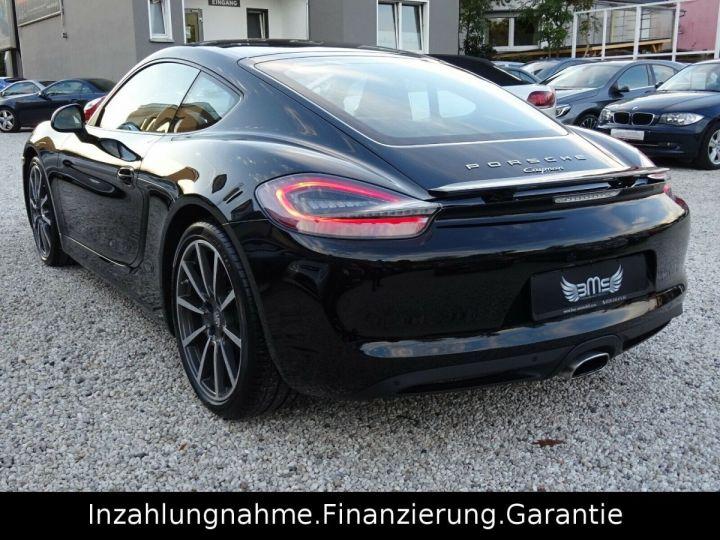 Porsche Cayenne Noir - 5