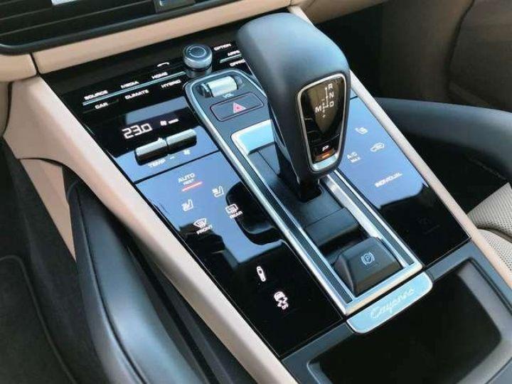 Porsche Cayenne noir - 8