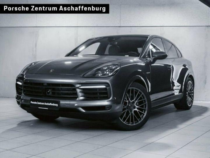Porsche Cayenne gris quartzite métallisé - 12
