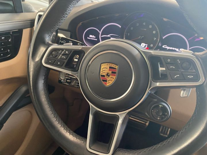 Porsche Cayenne 2.9 S 2894 441cv NOIR - 13