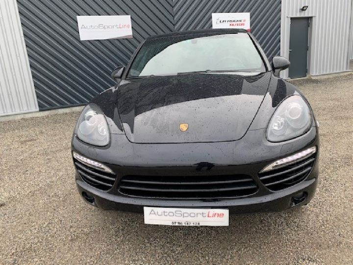 Porsche Cayenne 3.0 D V6 245 CV Garantie 6 mois Noir - 2