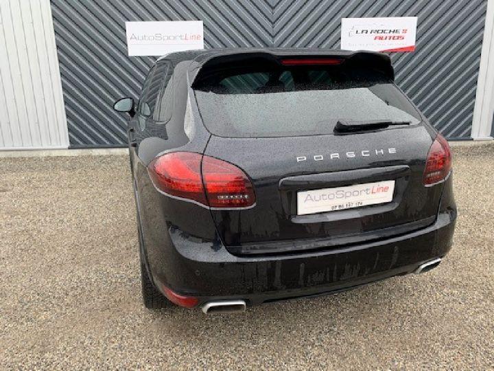 Porsche Cayenne 3.0 D V6 245 CV Garantie 6 mois Noir - 4