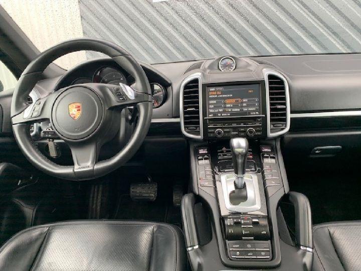 Porsche Cayenne 3.0 D V6 245 CV Garantie 6 mois Noir - 5