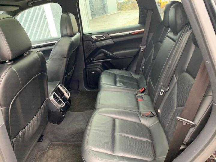 Porsche Cayenne 3.0 D V6 245 CV Garantie 6 mois Noir - 7