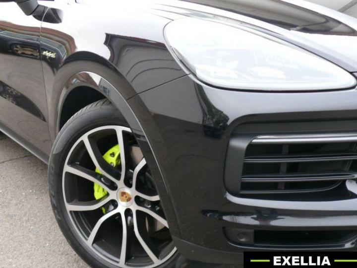 Porsche Cayenne 3.0 E HYBRIDE TIPTRONIC  NOIR Occasion - 1