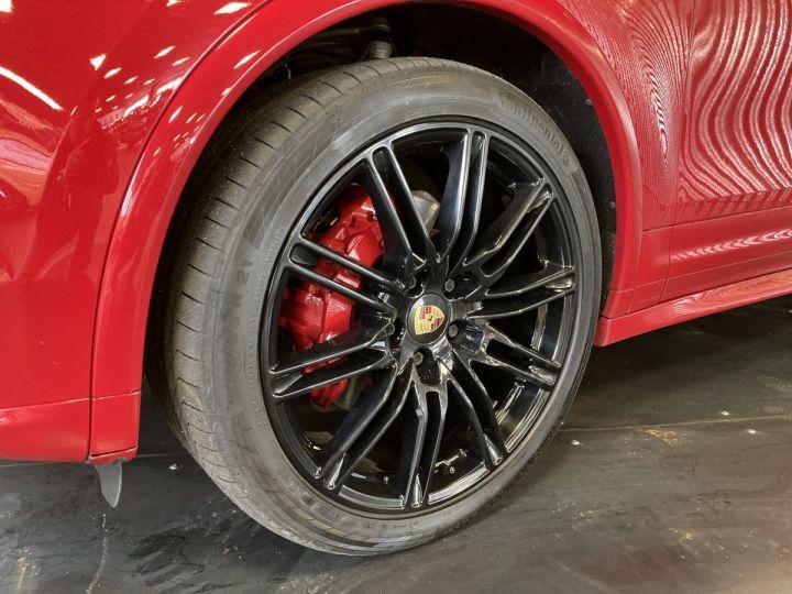 Porsche Cayenne 3.0 S E-Hybrid  ROUGE CARMIN - 3