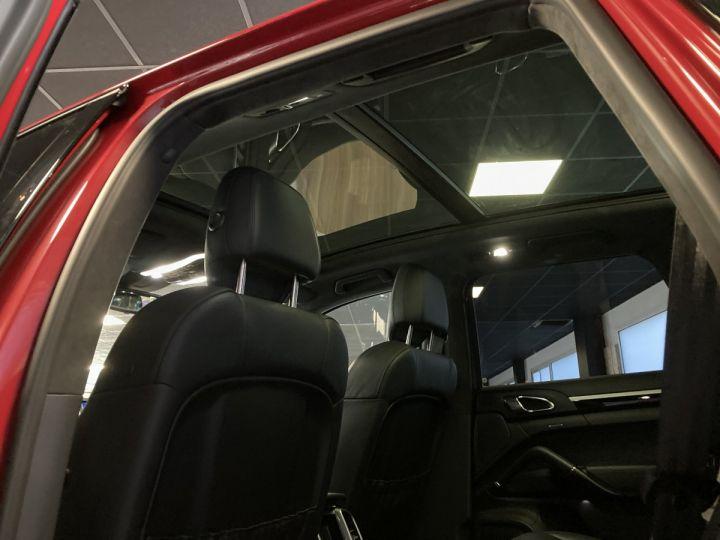 Porsche Cayenne 3.0 S E-Hybrid  ROUGE CARMIN - 16