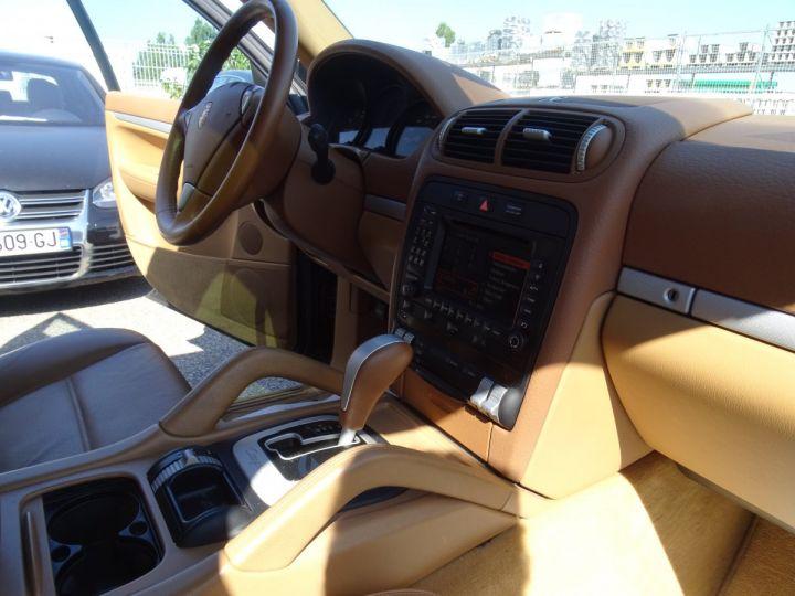 Porsche Cayenne 3.2L Tipt V6 250ps /1ere Main Jtes 19 PCM Bi Xénon Régulateur TOE Noir metallisé - 13