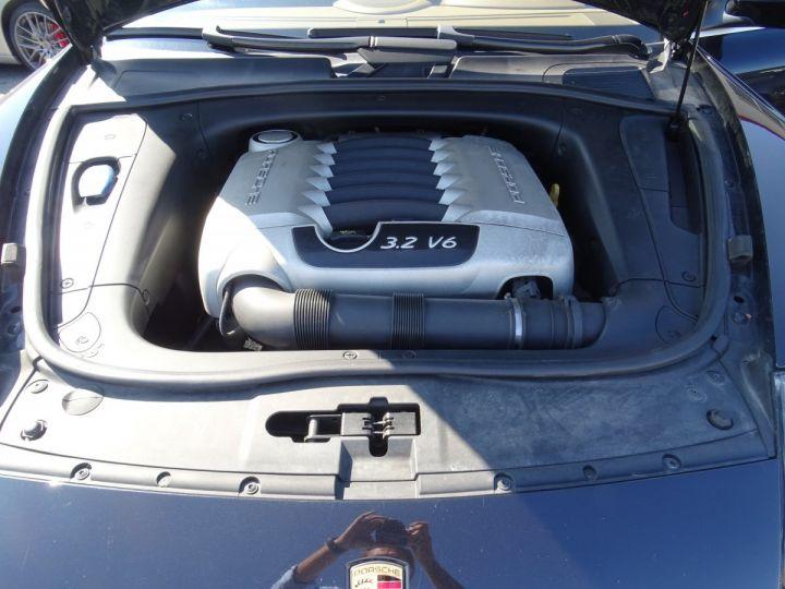 Porsche Cayenne 3.2L Tipt V6 250ps /1ere Main Jtes 19 PCM Bi Xénon Régulateur TOE Noir metallisé - 15