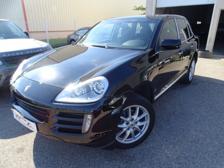 Porsche Cayenne 3.6L 290ps Tipt MK2 /Jtes 19 Cd Ord  noir metallisé - 2