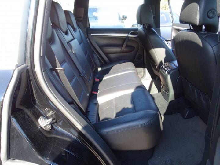 Porsche Cayenne 3.6L 290ps Tipt MK2 /Jtes 19 Cd Ord  noir metallisé - 16