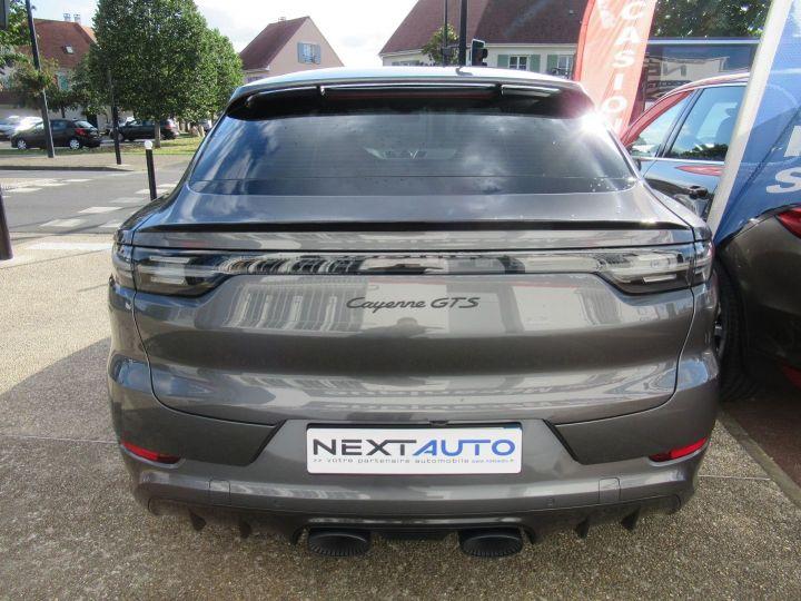 Porsche Cayenne 4.0 V8 460CH GTS EURO6D-T-EVAP-ISC Gris Fonce - 7