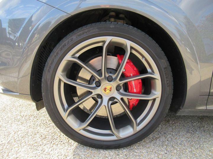 Porsche Cayenne 4.0 V8 460CH GTS EURO6D-T-EVAP-ISC Gris Fonce - 11