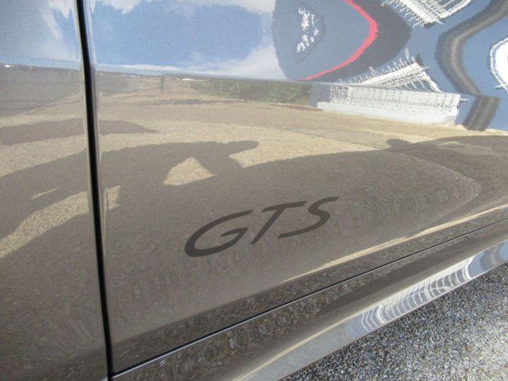 Porsche Cayenne 4.0 V8 460CH GTS EURO6D-T-EVAP-ISC Gris Fonce - 16
