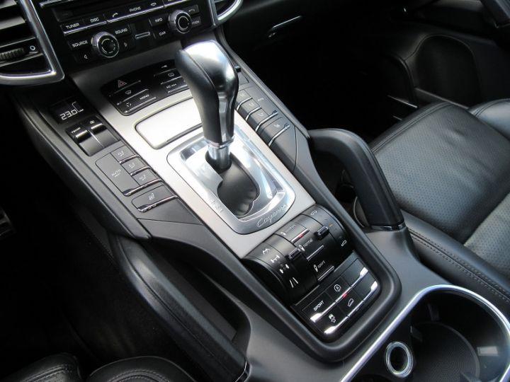 Porsche Cayenne 4.8L V8 400CH GRIS FONCE Occasion - 12