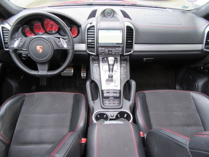 Porsche Cayenne 4.8L V8 420CH ROUGE CARMIN Occasion - 8