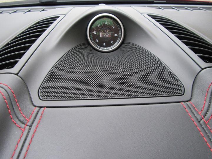 Porsche Cayenne 4.8L V8 420CH ROUGE CARMIN Occasion - 10