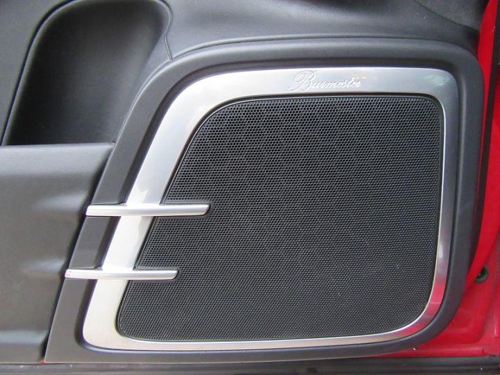 Porsche Cayenne 4.8L V8 420CH ROUGE CARMIN Occasion - 17