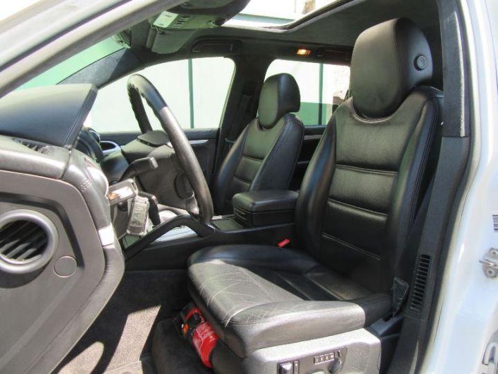 Porsche Cayenne 4.8L V8 500CH BLANC Occasion - 4