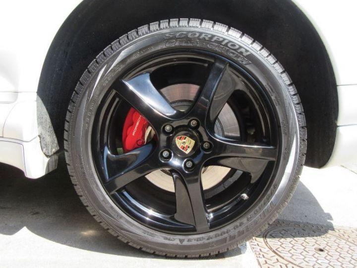 Porsche Cayenne 4.8L V8 500CH BLANC Occasion - 12