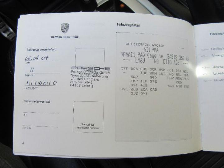 Porsche Cayenne 4.8L V8 500CH BLANC Occasion - 19