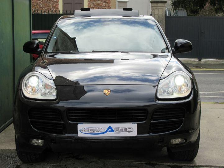 Porsche Cayenne 955 4.5 V8 340CH TIPTRONIC NOIR Occasion - 8