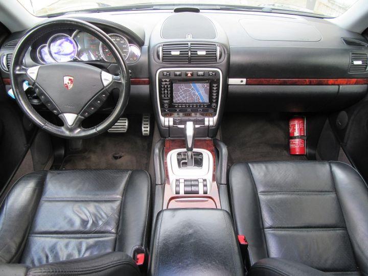 Porsche Cayenne 955 4.5 V8 340CH TIPTRONIC NOIR Occasion - 12