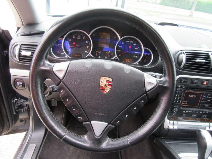 Porsche Cayenne (955) 4.5L V8 340CH TIPTRONIC Gris Fonce Occasion - 14