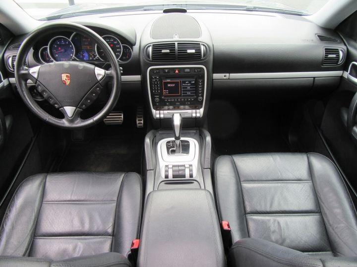 Porsche Cayenne (955) 4.5L V8 340CH TIPTRONIC Gris Fonce Occasion - 15