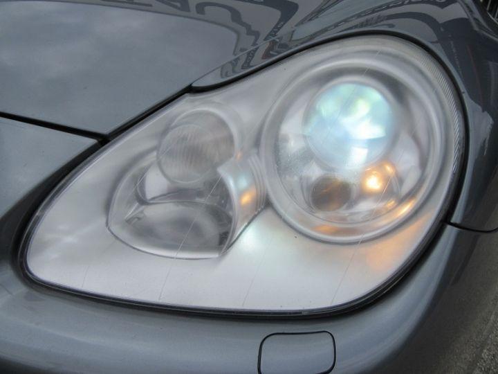 Porsche Cayenne (955) 4.5L V8 340CH TIPTRONIC Gris Fonce Occasion - 20