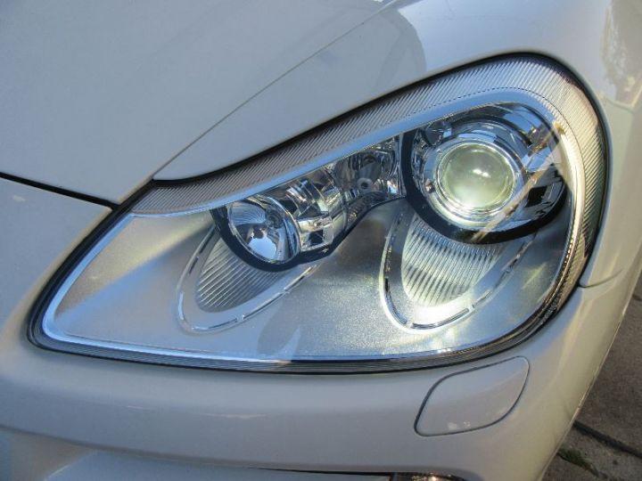 Porsche Cayenne 955 4.8L V8 385CH BLANC Occasion - 8