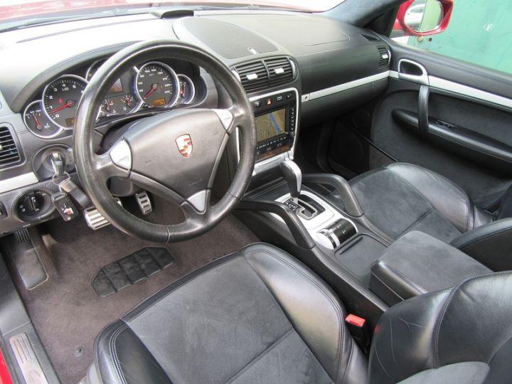 Porsche Cayenne 955 4.8L V8 405CH TIPTRONIC ROUGE Occasion - 4