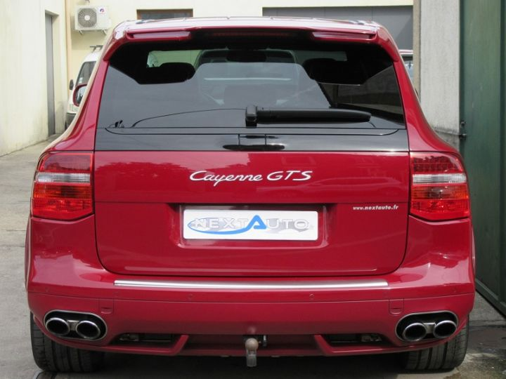 Porsche Cayenne 955 4.8L V8 405CH TIPTRONIC ROUGE Occasion - 7