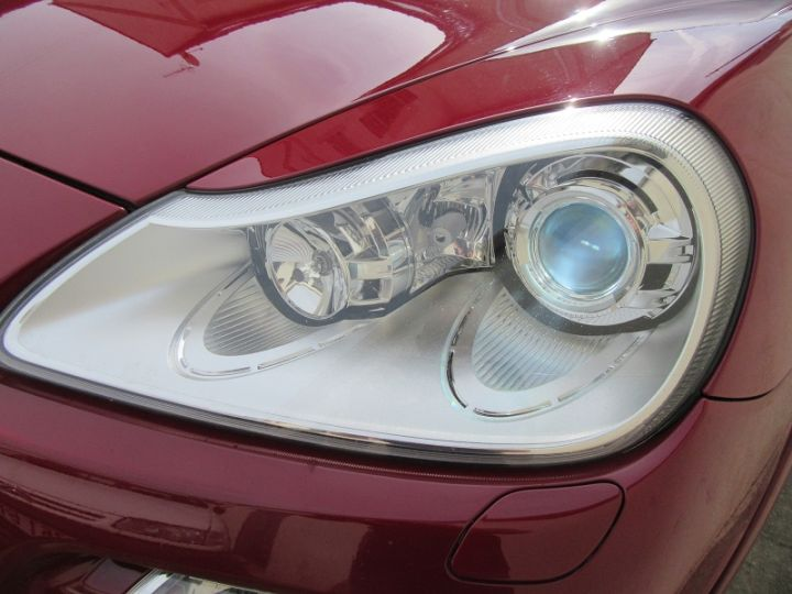 Porsche Cayenne 955 4.8L V8 405CH TIPTRONIC ROUGE Occasion - 20