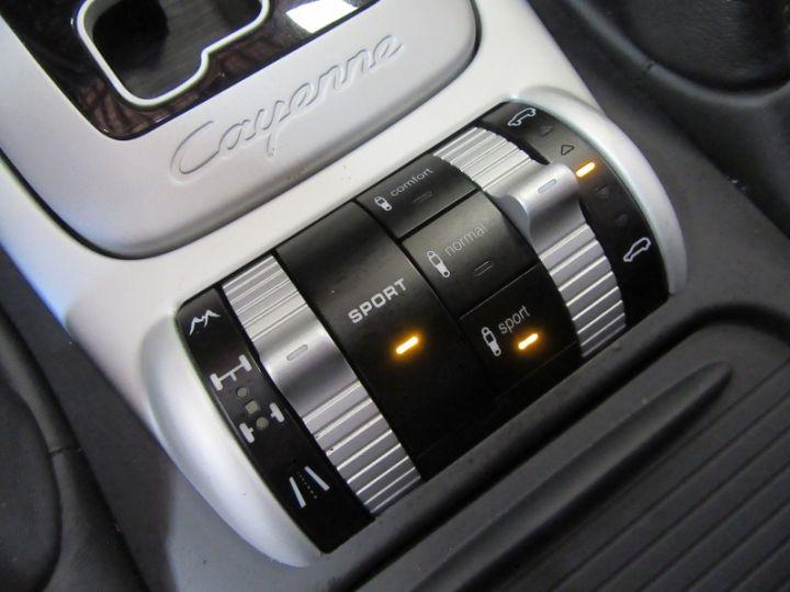 Porsche Cayenne (955) 4.8L V8 405CH TIPTRONIC Rouge Occasion - 19