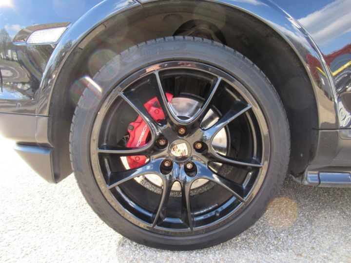 Porsche Cayenne (955) 4.8L V8 405CH TIPTRONIC Noir - 8