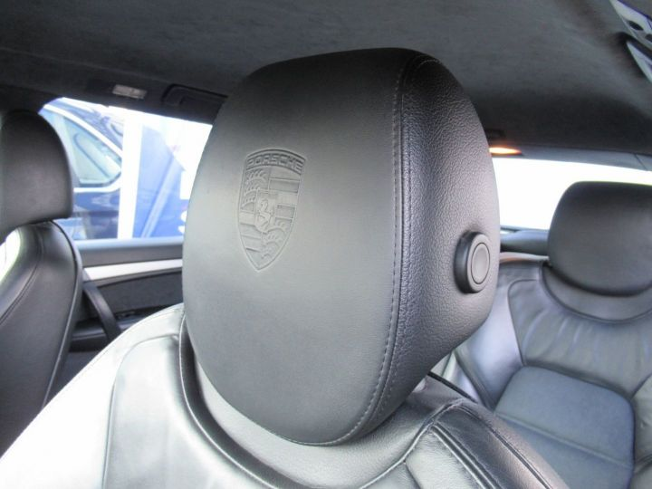 Porsche Cayenne (955) 4.8L V8 405CH TIPTRONIC Noir - 12