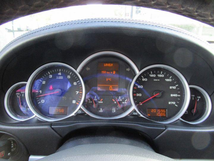 Porsche Cayenne (955) 4.8L V8 405CH TIPTRONIC Noir - 18