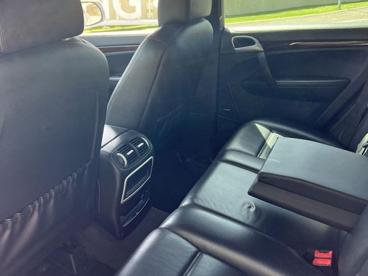 Porsche Cayenne (955) S {2002/12 - 2007/02} Gris - 9