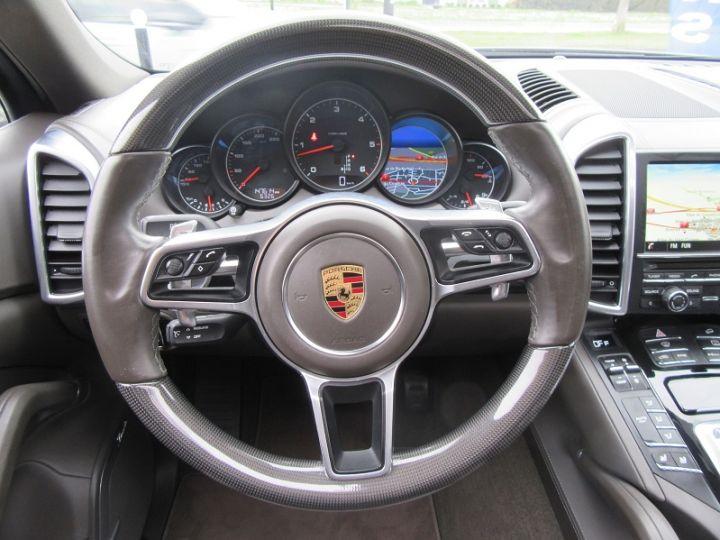 Porsche Cayenne (958) 3.0 262CH DIESEL Gris Fonce Occasion - 16