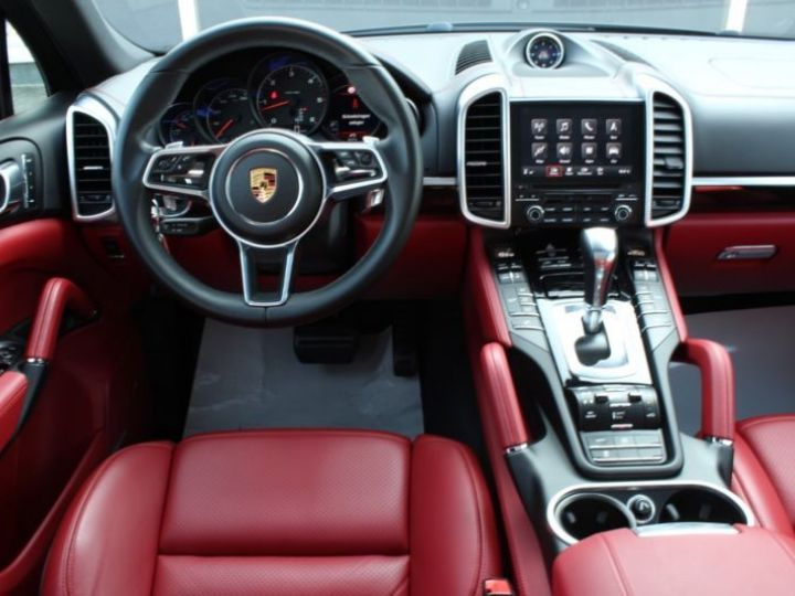Porsche Cayenne 958 3.0 262CH DIESEL PLATINUM EDITION NOIR Occasion - 6