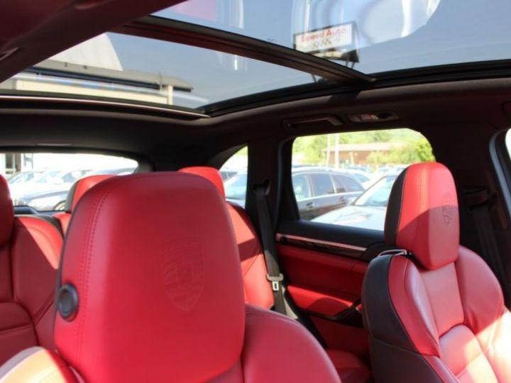 Porsche Cayenne 958 3.0 262CH DIESEL PLATINUM EDITION NOIR Occasion - 7